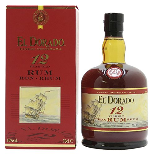 El dorado 12 Years 750 ML