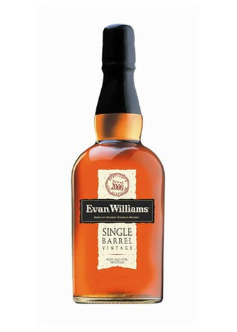 Evan Williams Bourbon Single Barrel 750 ML