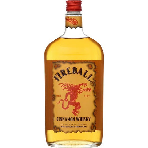 Fireball Cinnamon Whiskey 1L
