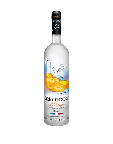 Grey Goose L'Orange Vodka 750ml