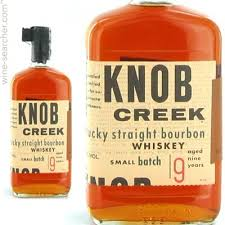 Knob Creek Bourbon Aged 9yrs 100 750ml