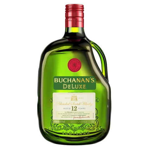 Buchanans Scotch 12 Year 1.75ml
