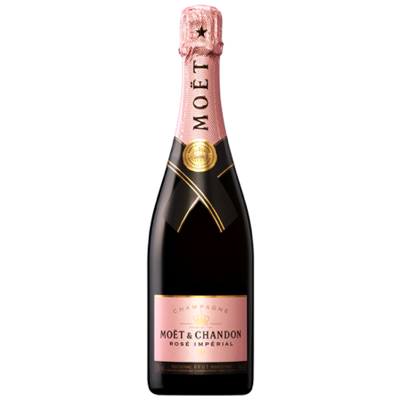Moet & Chandon Rose Imperial Emoji 750ML