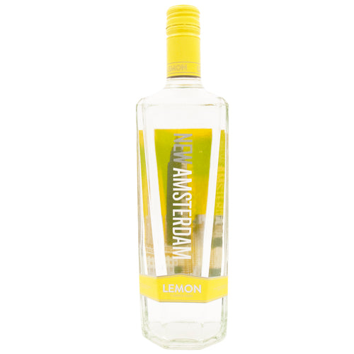 New Amsterdam Lemon Vodka 750ml
