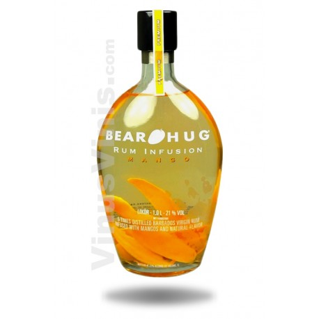 Bear Hug Mango Rum 750 ML