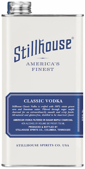 Stillhouse Vodka 750 ML