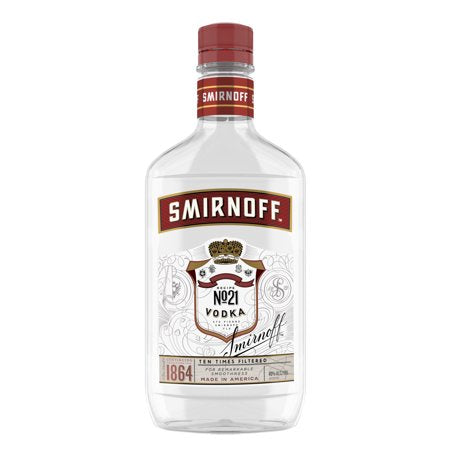 Smirnoff Vodka 80 PET 375ml