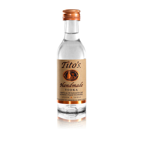 Titos Vodka 50ml