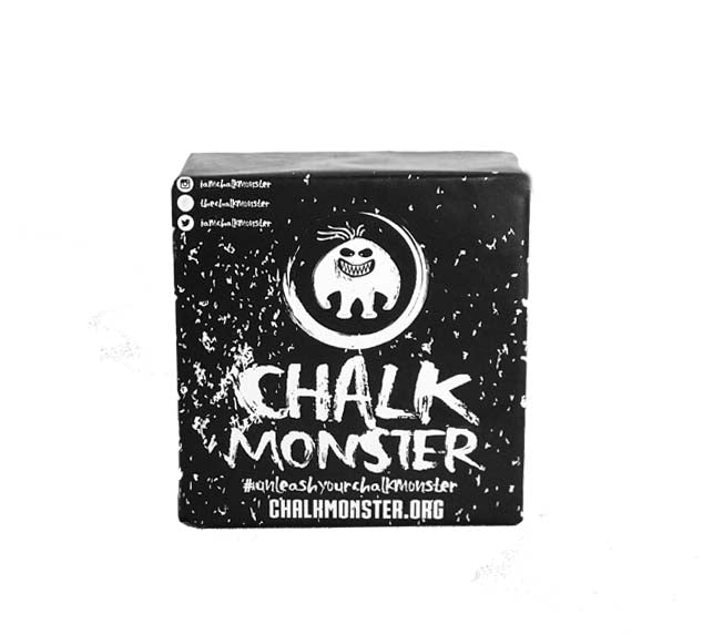 2 oz Chalk Block