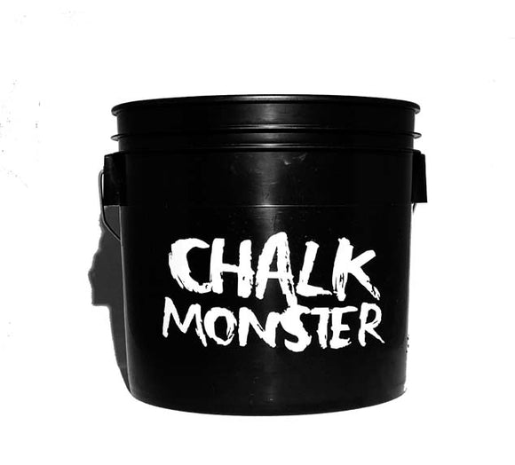 Chalk Monster Chalk Bucket