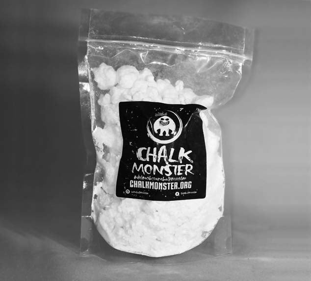 Chunky Crushed Chalk (250g)