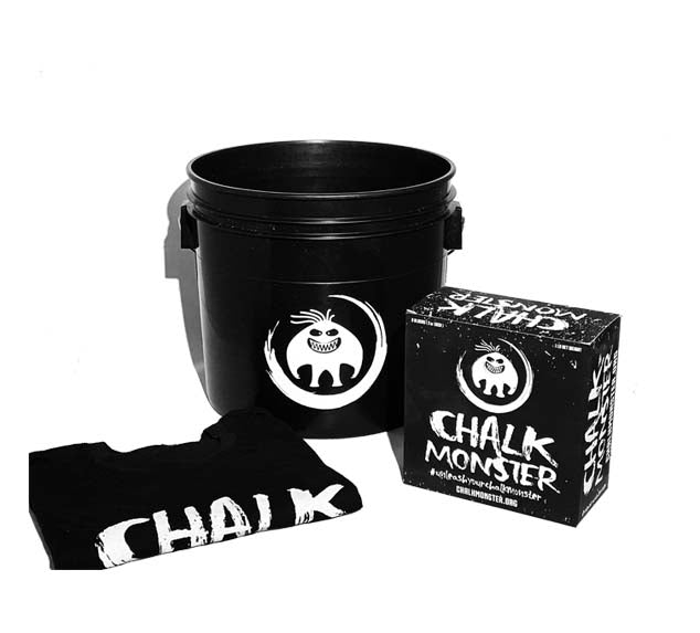 Chalk Monster Kit