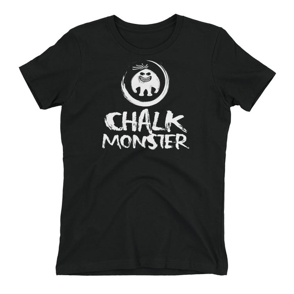 Classic Chalk Monster Women's t-shirt