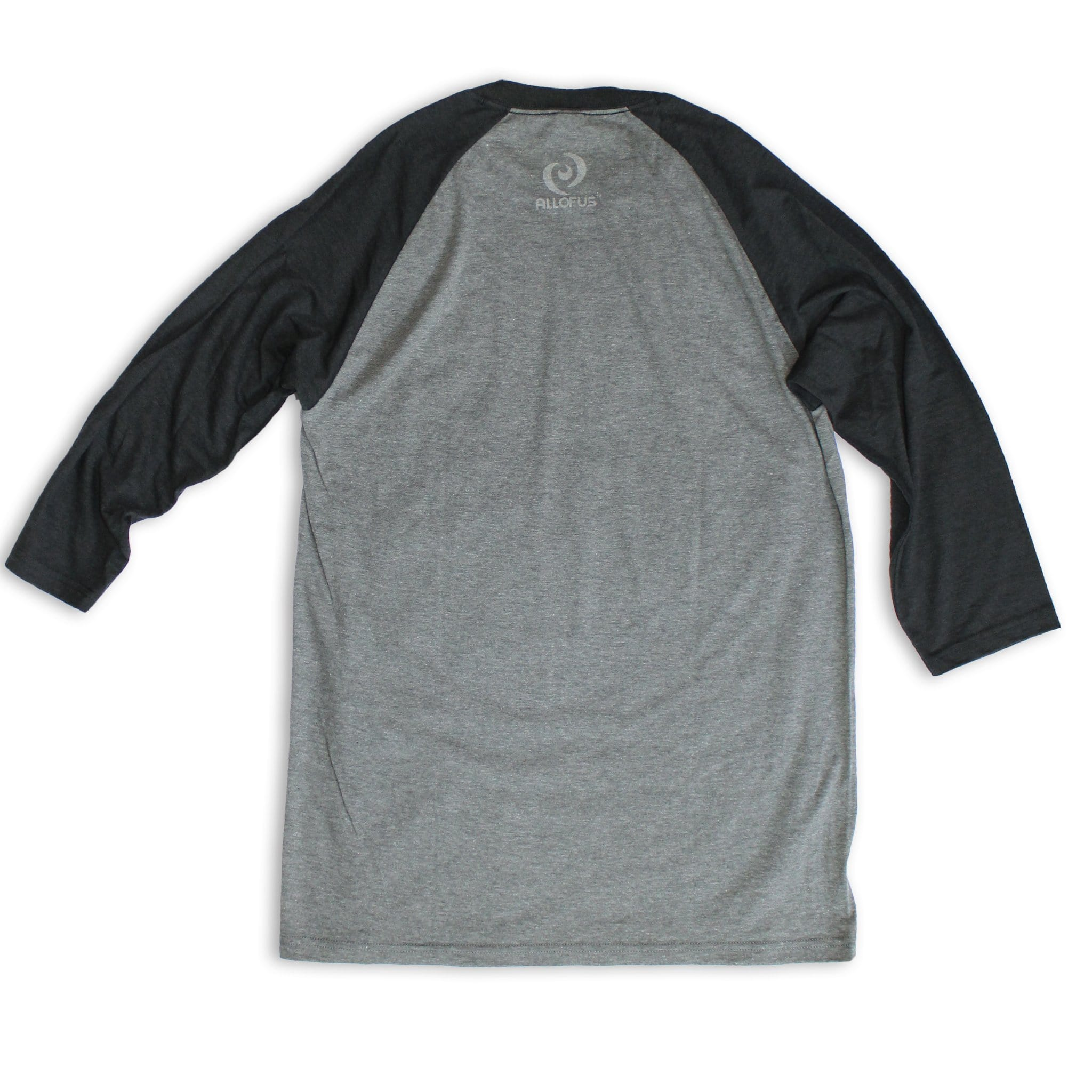 f6b7c3466 Men's All of Us Tri Blend ¾ Sleeve Raglan Jersey