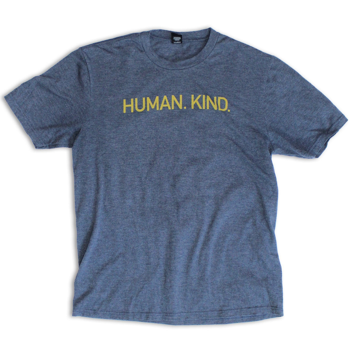 Men's Human.Kind. Navy Frost Tee