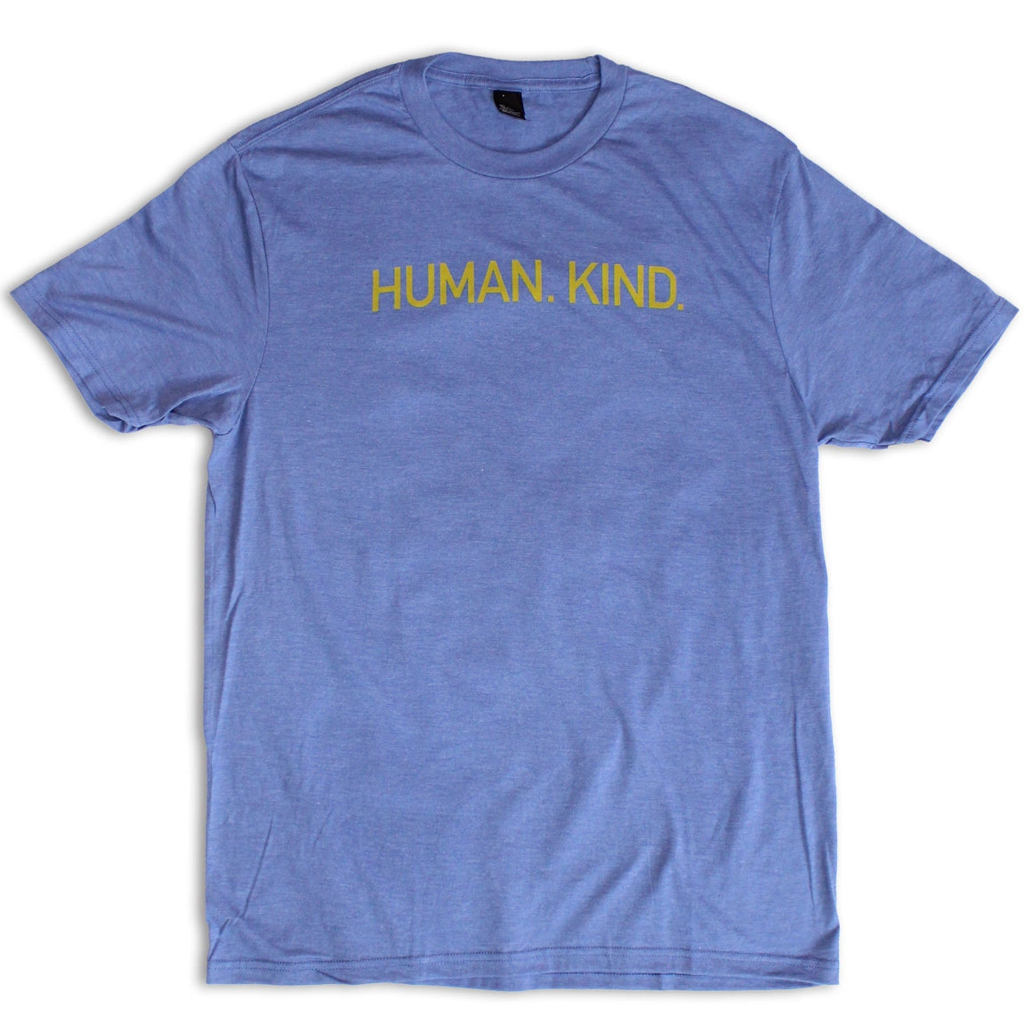 Men's Human.Kind. Maritime Frost Blue Tee