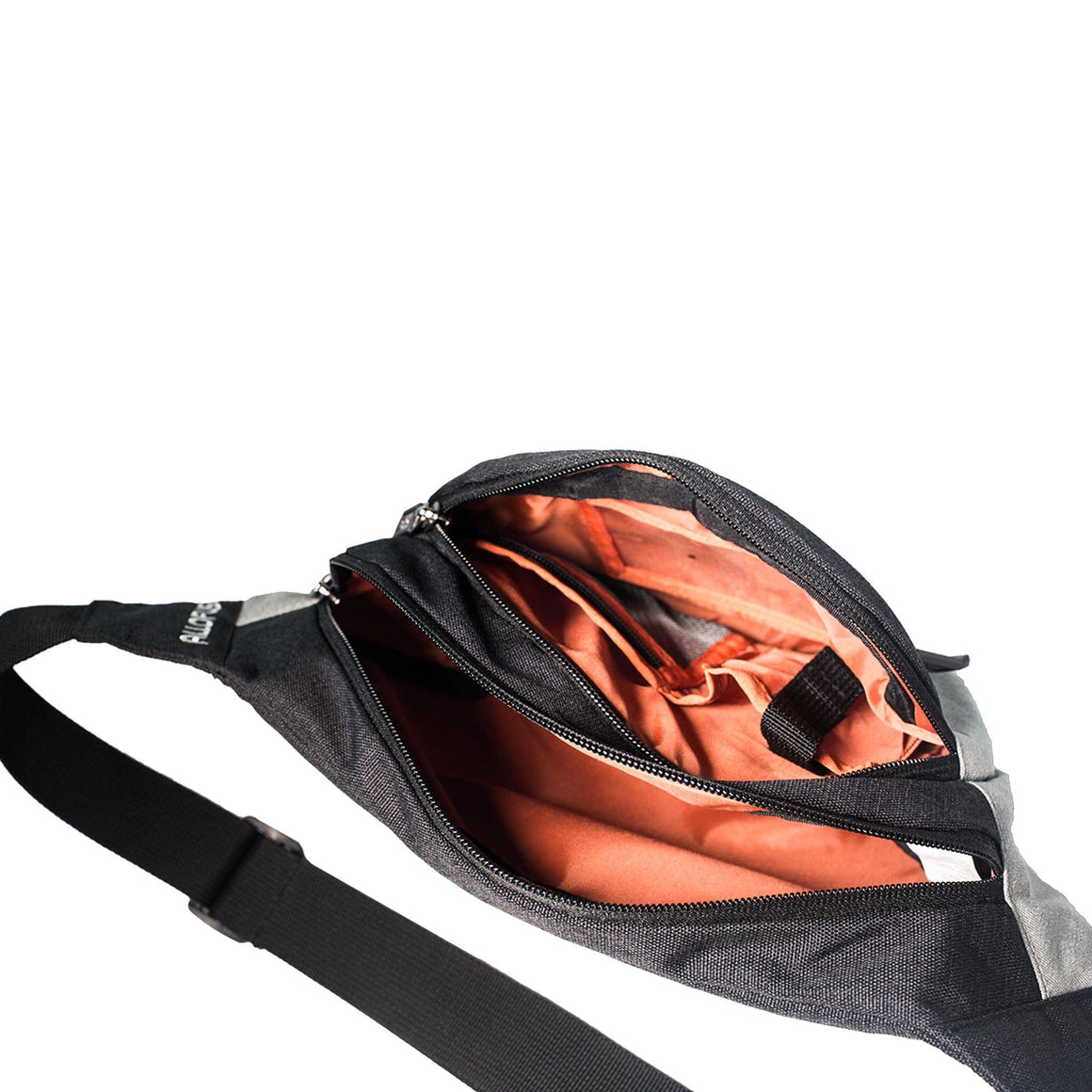 Wolf Pack Waist Pack / Sling Bag - Grey