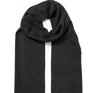 Tweed Look Fashionable Winter Scarf