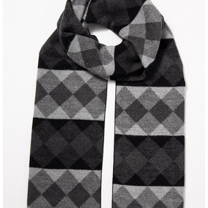 Argyle Fashionable Winter Scarf