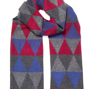 Harlequin Fashionable Winter Scarf