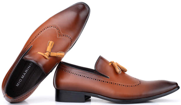 Tassled Oxford Shoes 1