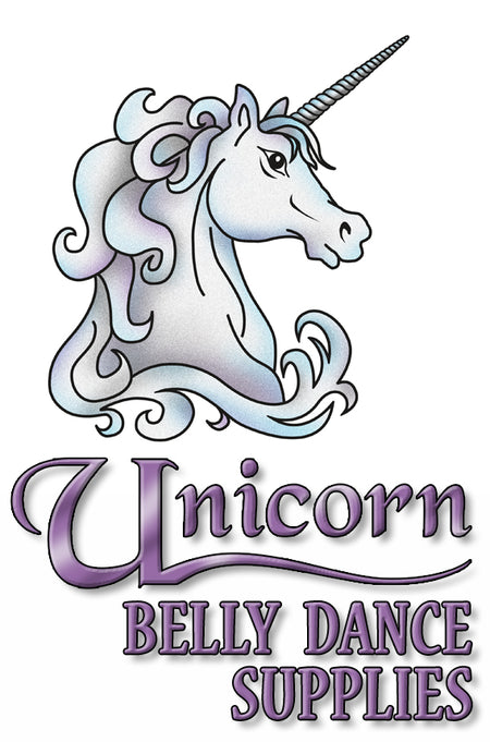 Unicorn Belly Dance Supplies
