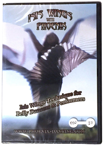 Isis Wings with Phoenix DVD - Front Cover