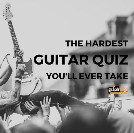 The Hardest Guitar Quiz You'll Ever Take: Can You Beat the Highest Score?
