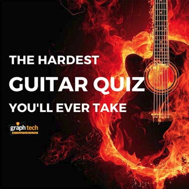 This Is the Hardest Guitar Quiz You'll Ever Take