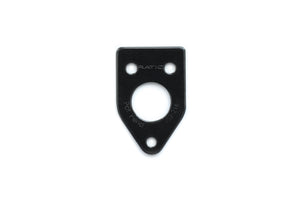 Individual InvisoMatch Plate for Ratio Tuners, 90 Degree Screw Hole - Graph Tech Guitar Labs Ltd.