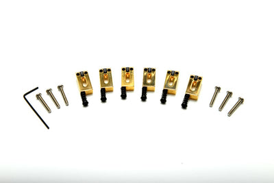 String Saver Classics Offset Gold (6 pcs) - Graph Tech Guitar Labs Ltd.
