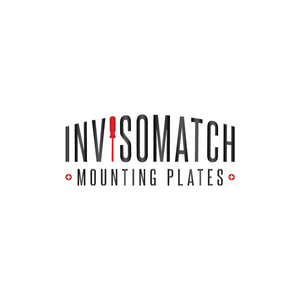 Individual InvisoMatch Plate for Ratio Tuners, Fender Style 2 Pin Hole - Graph Tech Guitar Labs Ltd.