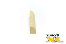 Aged TUSQ XL Epiphone Style Slotted Nut (for pre-2014 guitars)
