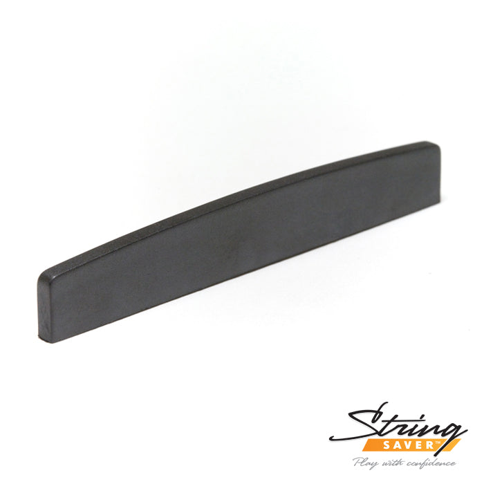 String Saver Acoustic Saddle Blank 1/8