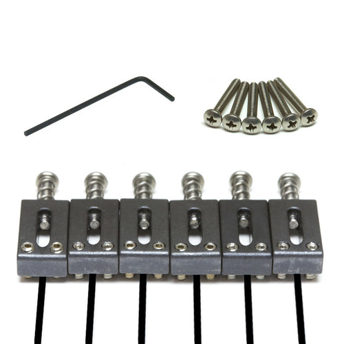 ghost Saddle Pickups PRS style tremolo bridge (6pcs)