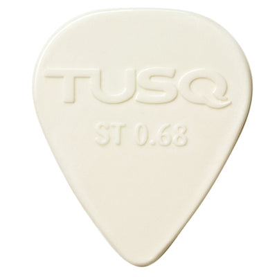 TUSQ Standard Pick - 72 Pack - select one of 3 tones and  3 gauges