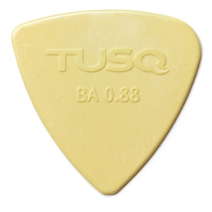 TUSQ Bi-Angle Picks - 4 Pack  Select one of 3 tones  and one of 3 gauges