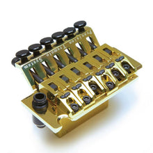 LB63 Floyd Rose Style Locking Bridge With String Savers (Select Finish) - Graph Tech Guitar Labs Ltd.