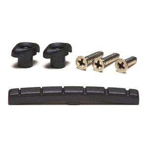 Black TUSQ XL Slotted Nut & Retainer Pack PT-5001-00