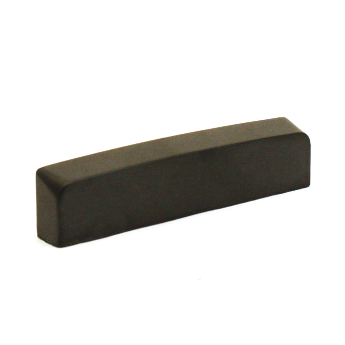 BLACK TUSQ XL Epiphone Style Nut Blank - Graph Tech Guitar Labs Ltd.