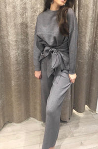 Vince lounge set grey