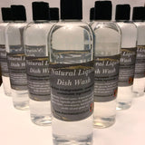 Natural Liquid Dish Wash