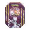 Pokemon TCG Mewtwo EX Tin Triple Power Collector's Tin Card Game