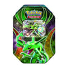Pokemon TCG Rayquaza EX Tin Power Beyond Fall Collector's Tin Card Game