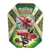 Pokemon TCG Tapu Bulu GX Tin Mysterious Powers Collector's Tin Card Game
