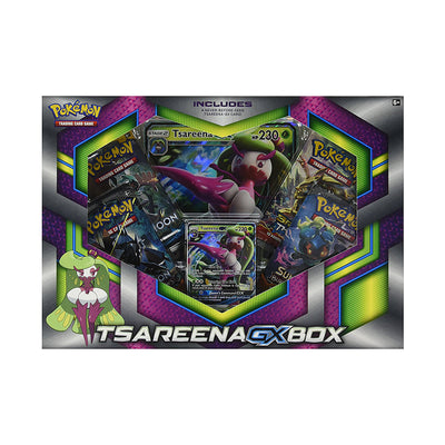Pokemon TCG Tsareena GX Premium Collection Box