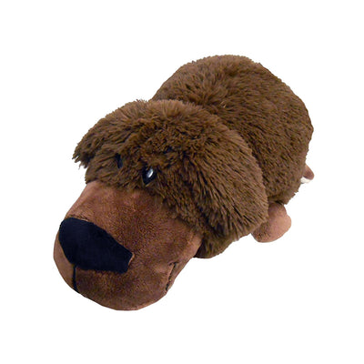 Chocolate Labrador To White Cat Flipazoo Jme Toys Games