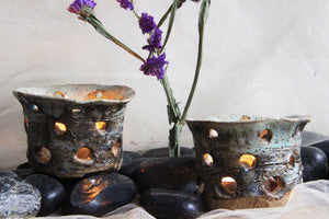 stunning-pair-carved-handmade-ceramic-tealight-candle-holders