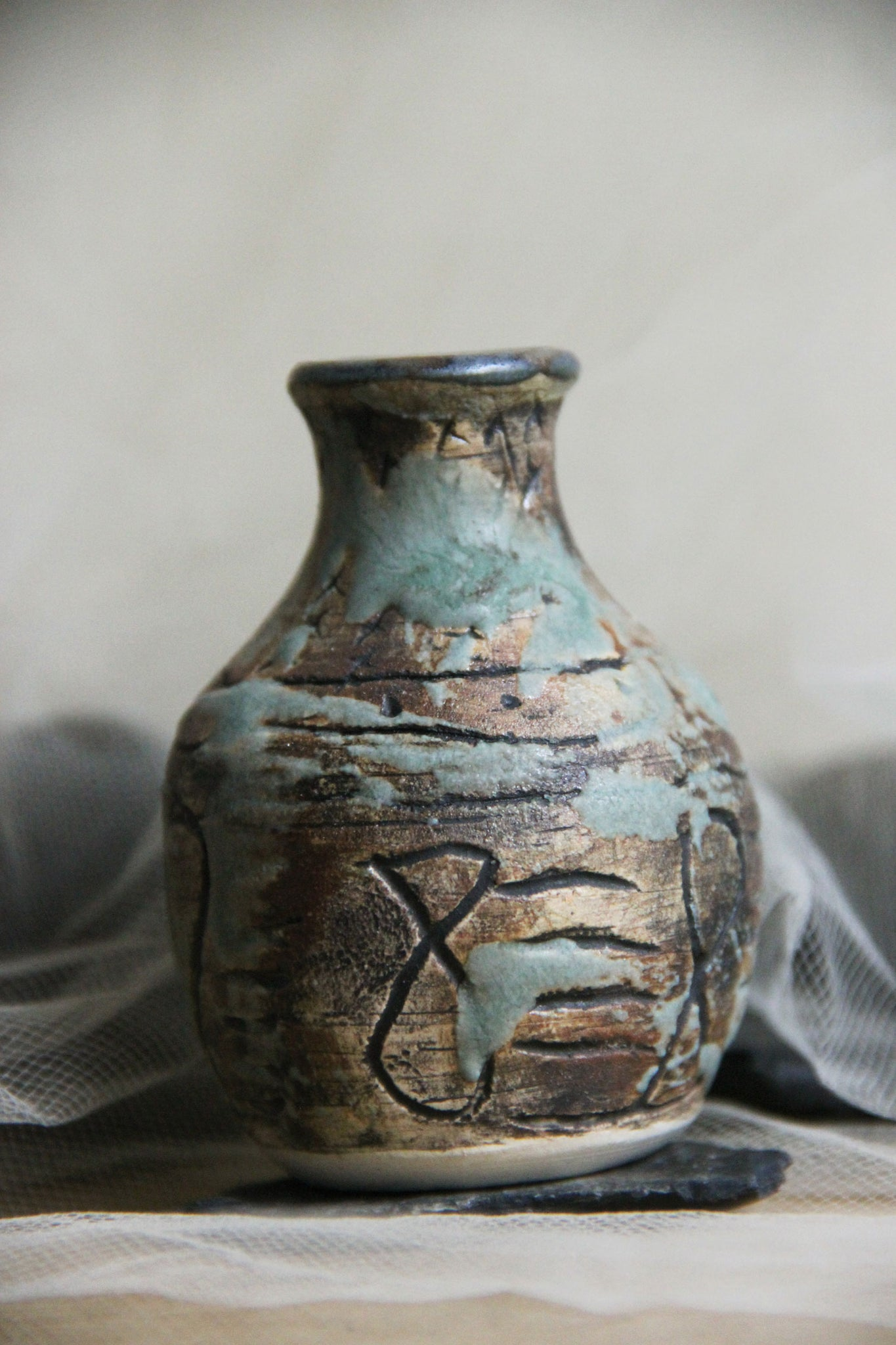 unique-mini-handmade-carved-stoneware-ceramic-bud-vase