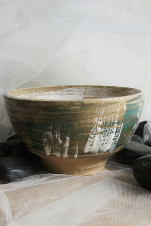 everyday-handmade-stoneware-ceramic-small-serving-cereal-noodle-rice-bowl